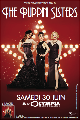 The Puppini Sisters Olympia